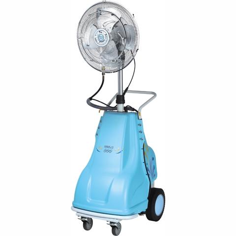 微霧風扇-60公升水箱