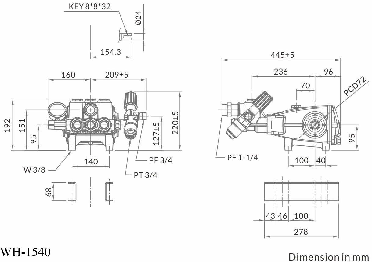 proimages/product/HIGH_PRESSURE_PUMP/Dimension/WH-1540外觀尺寸圖.jpg