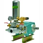 Ceramic Piston & Automatic Pressure Release